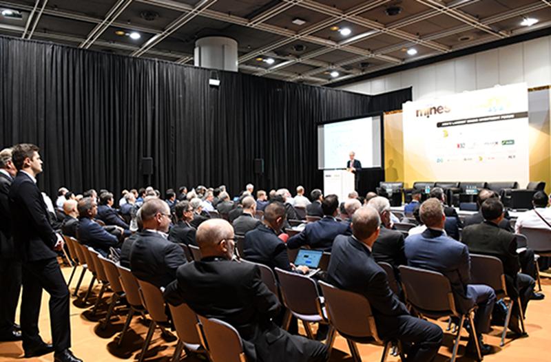 中国矿业联合会应邀参加第十二届亚洲矿业与融资会议及展览