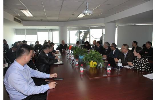 新疆矿业联合会召开乌兹别克斯坦矿业合作交流会