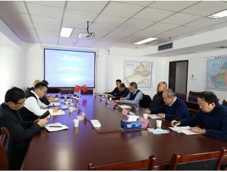 新疆矿业联合会与兵团矿业集团有限公司 共 谋 矿 业 发 展